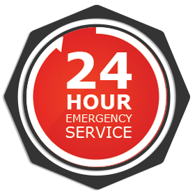 24 hour emergency service red button